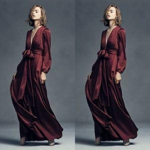 Anthropologie x BHLDN Jill Stuart Henrietta Dress